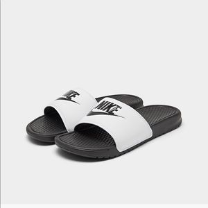 Men Nike JDI Slides